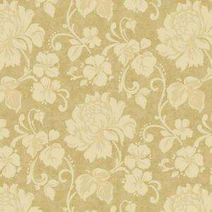 Image Is Loading Sophie Conran Luxury Designer Wallpaper Juliette Gold Floral