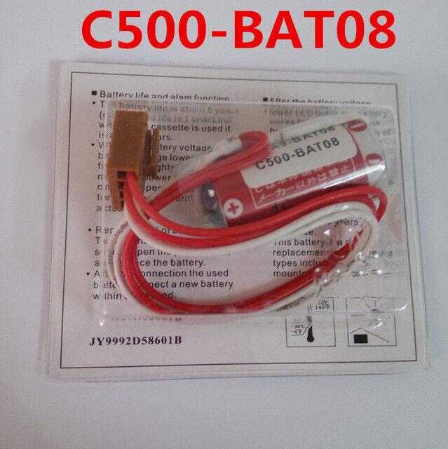 For C500-BAT08 3G2A9-BAT08 ER17 33 3.6V Omron PLC li-ion