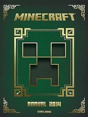 "1 of 1 - ""VERY GOOD"" Minecraft: The Official Annual 2014 (Annuals 2014), , Book"