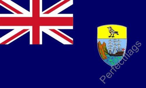 5x3 Feet SAINT HELENA FLAG BRITISH TROPICAL ISLAND FLAGS Choose Size 3x2