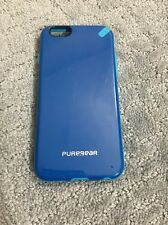 Cool Pure.gear iPhone 6 Case Blue With Light Blue Lining