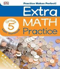 Extra Math Practice: Fifth Grade (Math Made Easy), DK Publishing
