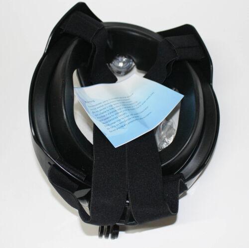 Intelegend Schnorchelmaske Full Face Snorkeling Tauchermaske Unisex Erwachsene