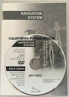 Jaguar Navigation Map Dvd Disk 6w83-10e898-bh P/n 464110-8680 West