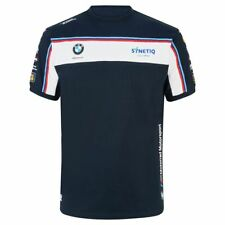 Bmw Motorrad British Superbike Racing Team T Shirt New Official Apparel