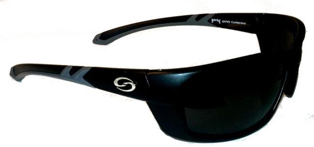 b113b08de6 Strike King SK Plus Cumberland Sunglasses Black Frame Gray Lens for ...