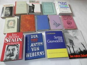 TOP-Buchset-Im-roten-Schatten-Stalin-Biographie-Deutsche-Plastik-Noara-Eros
