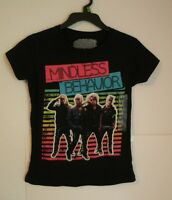 Mindless Behavior Girls Black Short Sleeve Shirt M 7/8 Or L 10/12 Free Ship