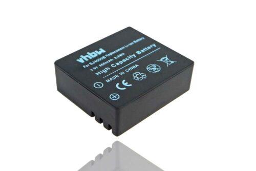 Batería 900mAh para SJCAM Sports Cam Cam W7 A8 Deportes Cam W8 Deportes