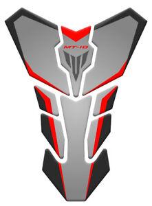 PARASERBATOIO-RESINA-3D-TANKPAD-YAMAHA-MT-10-GP-090-M-Ice-Grey