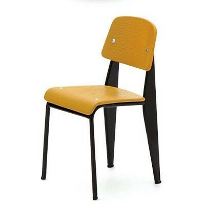 Standard Chair By Jean Prouve 1930, Doll House Miniature, Designer Seating,