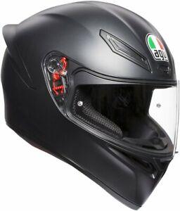 Casco-Integral-AGV-K1-K-1-Mono-Matt-Black-TALLA-XS