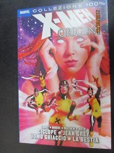 X-MEN ORIGINI - CICLOPE, JEAN GREY, UOMO GHIACCIO, LA BESTIA - 100% MARVEL 2011