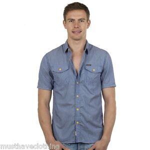 a914350ec7eec Mens Firetrap Shirt