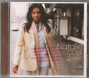 Promo-CD-NATALIE-COLE-Leavin-039-VG-Condition