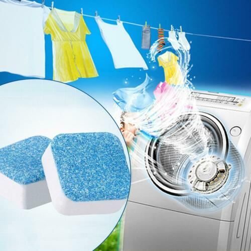 10pc Washing Machine Effervescent Tub Cleaner Deep Cleaning Remover Deodorant