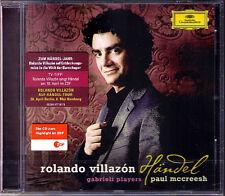 Rolando VILLAZON: HANDEL Ombra mai fu Serse Ariodante Tamerlano PAUL McCREESH CD