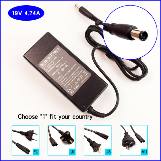 90W AC Adapter Charger Power for HP Probook 4440s 4540S 4545s 6470b 6475b 6570b
