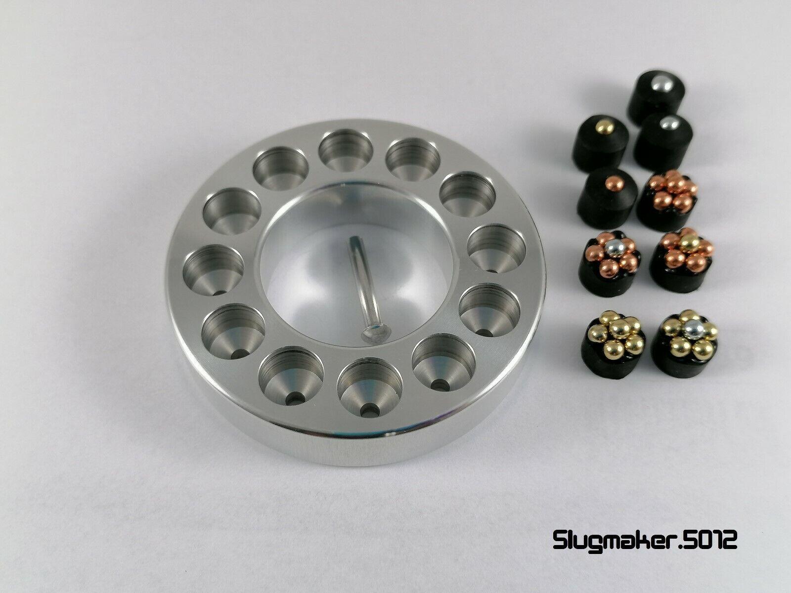 Slugmaker. 5012proiettili cal.50 per t4e HDR 50 stesso fare  DIY rubberballs