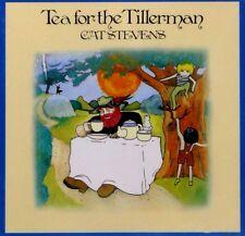 Cat Stevens TEA FOR THE TILLERMAN 4th Album REMASTERED Island Records NEW CD