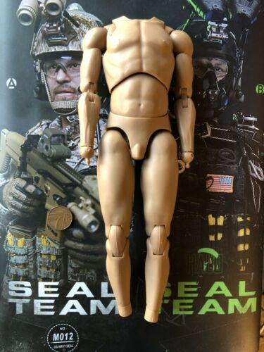 Mini Times US Navy Seal Team Six M012 Nude Body loose échelle 1//6th