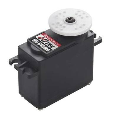 NEW Hitec HS-645MG High-Torque 2BB Metal Gear Servo 32645S
