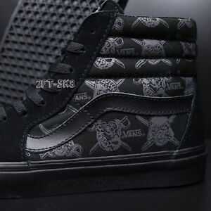 26213fa038 VANS SK8-HI STAR WARS DARK SIDE DARTH VADER STORM MEN S SKATE SHOES ...