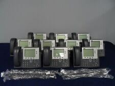 Cisco Cp 7941g 7941 Series Unified Voip Ip Business Office Phone Lot Of 10