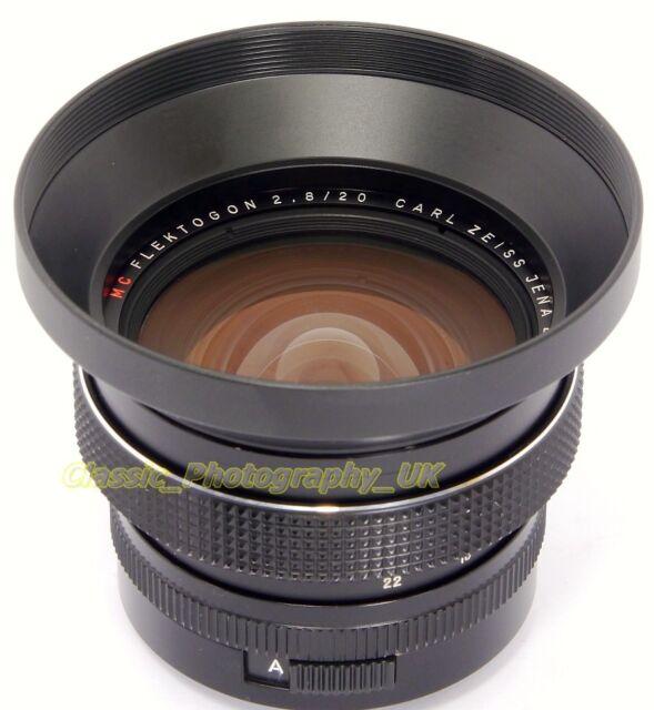 ULTRA Wide Angle 67mm Lens Hood for ZEISS Flektogon 2.8/20mm FUJIFILM Nikkor AFD