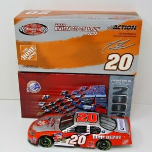 Tony-Stewart-20-Home-Depot-The-Victory-lap-1-24-2003-Monte-Carlo-Limited-Ed