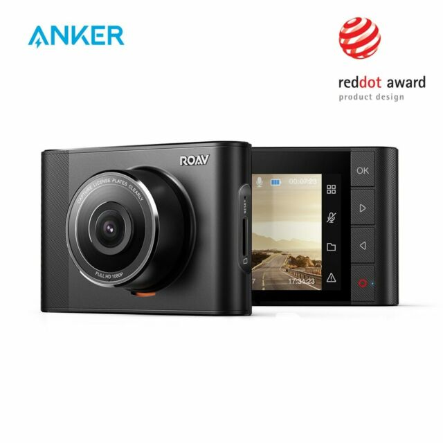 1080P FHD.. by Anker Dashboard Camera Recorder Dash Cam Roav DashCam A1 New