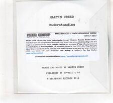 (HF512) Martin Creed, Understanding - 2016 DJ CD