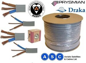 Admirable Electric Shower Cable Wire 10Mm Twin And Earth Electric Cable 2M 4M Wiring Database Wedabyuccorg