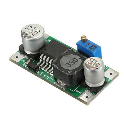 DC-DC Step Down Adjustable Power Supply Module Output 1.5V-35V Convertitore