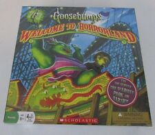 Goosebumps Welcome To HorrorLand Scholastic Fundex Game 2012