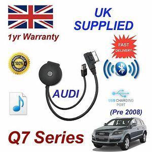For AUDI Q7 Bluetooth USB Music Streaming Module MP3 iPhone HTC Nokia LG Sony 08