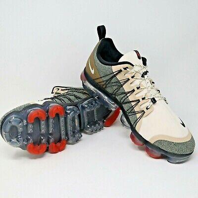 big sale 64a59 2b957 Nike Air Vapormax Utility Shoes Mens Size 12 Pale Ivory Desert Ore Black