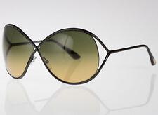 item 2 Tom Ford LILLIANA Sunglasses Black Frame Gradient Green FT0131 01P  66-10 115 -Tom Ford LILLIANA Sunglasses Black Frame Gradient Green FT0131  01P ... d62c9f09954