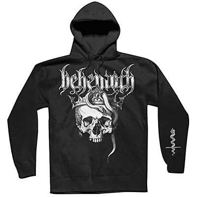 Lucky 13 Skull Stars Hooligan Hot Rod Charcoal Zip Hoodie Sweatshirt LM4525SK
