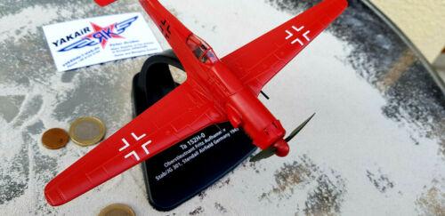 152 1944 metal modelo yakair//Aircraft me-109 fw-190 Focke Wulf Ta