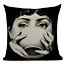thumbnail 8 - Fornasetti Style Pillow Case Cover Sofa Home Textile Vintage Cushion Linen Decor