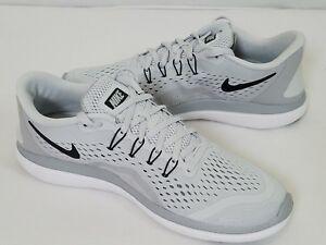3bff69bdf1cb0 Nike Flex 2017 RN Running Training Shoes Pure Platinum 898457 002 ...