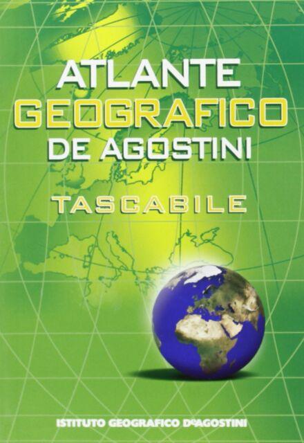 Atlante Geografico Tascabile De Agostini