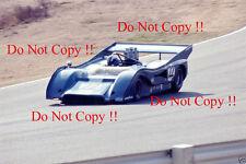 Francois Cevert McLaren M8F Riverside Can Am 1972 Photograph 1