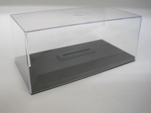 1 PCS X Caja Vitrina Plastico Box Vitrine Show Case IXO 1/43 cochesaescala