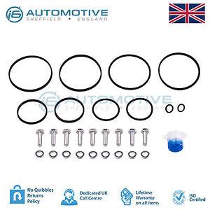 Details about BMW Twin Double Dual VANOS seals repair / upgrade kit - M52TU  M54 M56 Viton PTFE