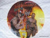 Wwf Wrestling Party Supplies Balloon Decoration Favors X2 Cena Undertaken Mylar