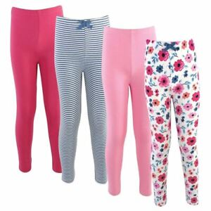 Touched-by-Nature-Organic-Leggings-4-Pack-Garden-Floral