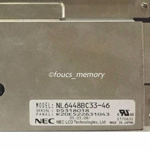 NEC NL6448BC33-46 10.4/' 640*480 TFT LCD Écran Panneau D/'affichage De Remplacement