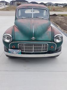 1950 Morris Minor Hot Rod